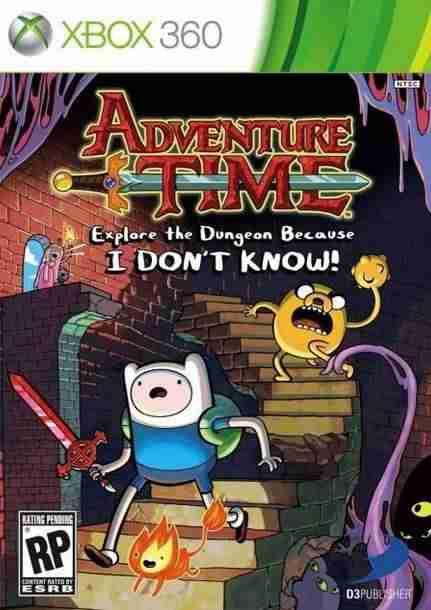 Descargar Adventure Time Explore The Dungeon Because I DONT KNOW [MULTI][Region Free][XDG2][iMARS] por Torrent